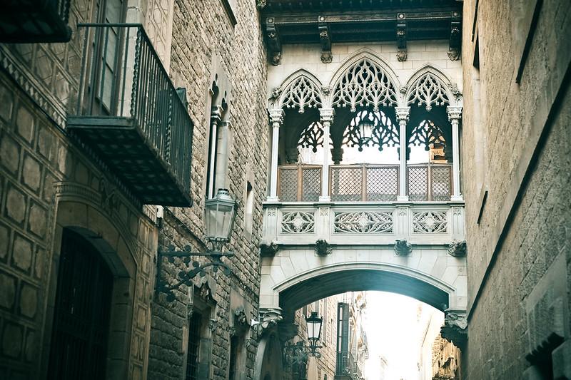 Barrio Gotico | Barcelona