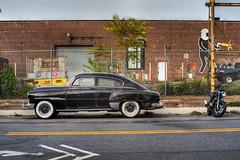 '51 Fleetline in Greenpoint, Brooklyn
