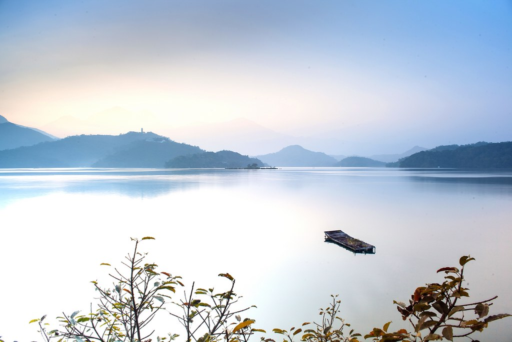 Sun Moon Lake,Nantou,Taiwan南投,日月潭-水社2