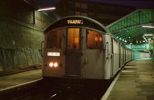 Morden station