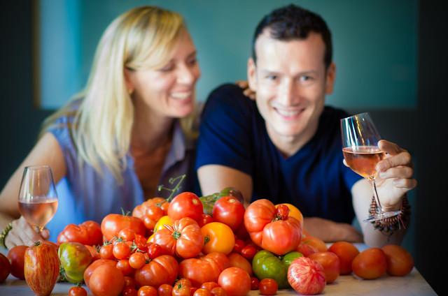 Provence Restaurants, Tomato Festival 2013