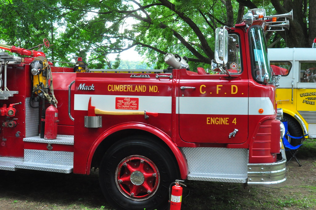 Fire Trucks Allegany County Flickr