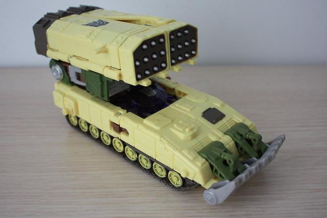 [Transformers] DROPSHOT(Voyager)