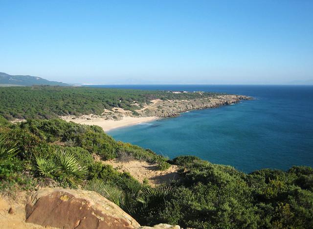 Vistas desde Faro Camarinal