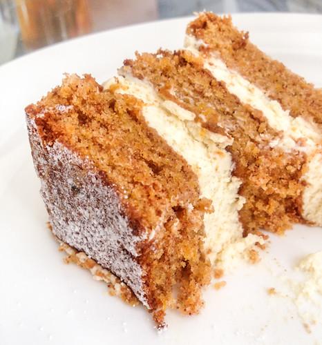 Carrot Cake Lemon Mascarpone Frosting