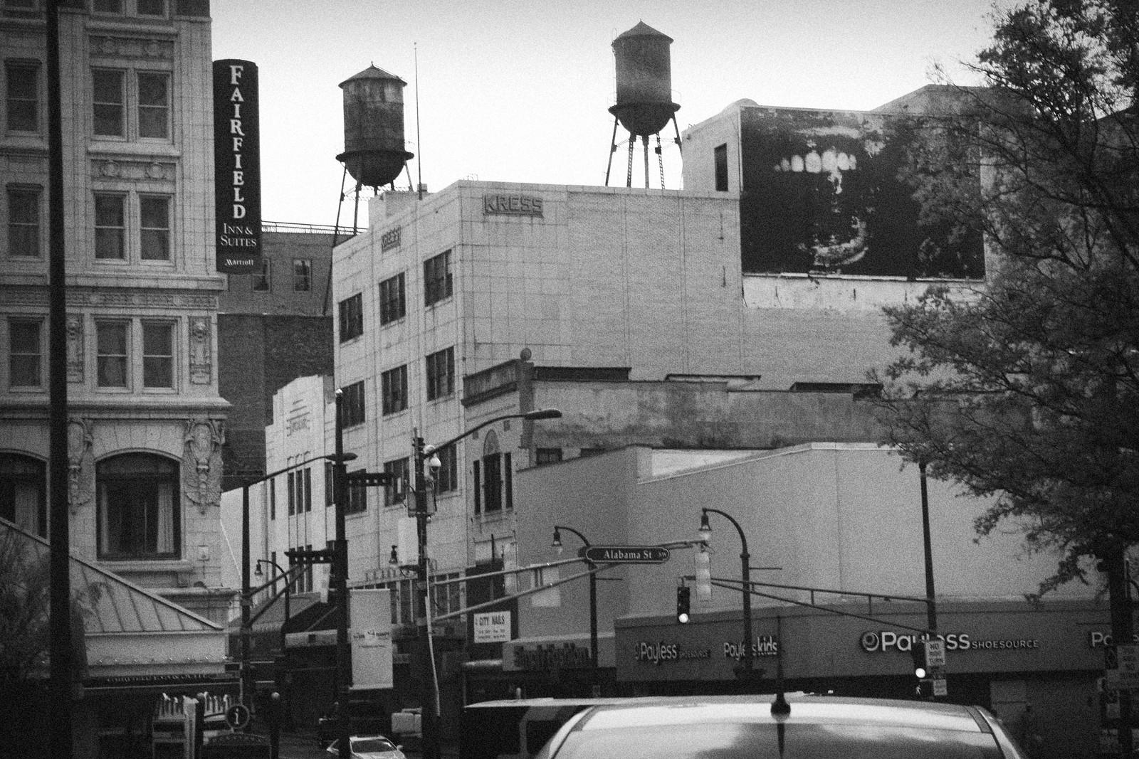 Fairfield Inn and Kress Buildings, Downtown Atlanta