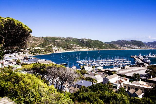 Simon's Town Marina
