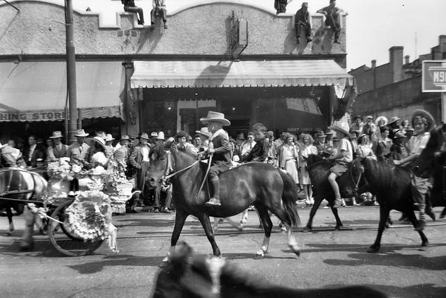 Vintage Calgary Stampede Flickr