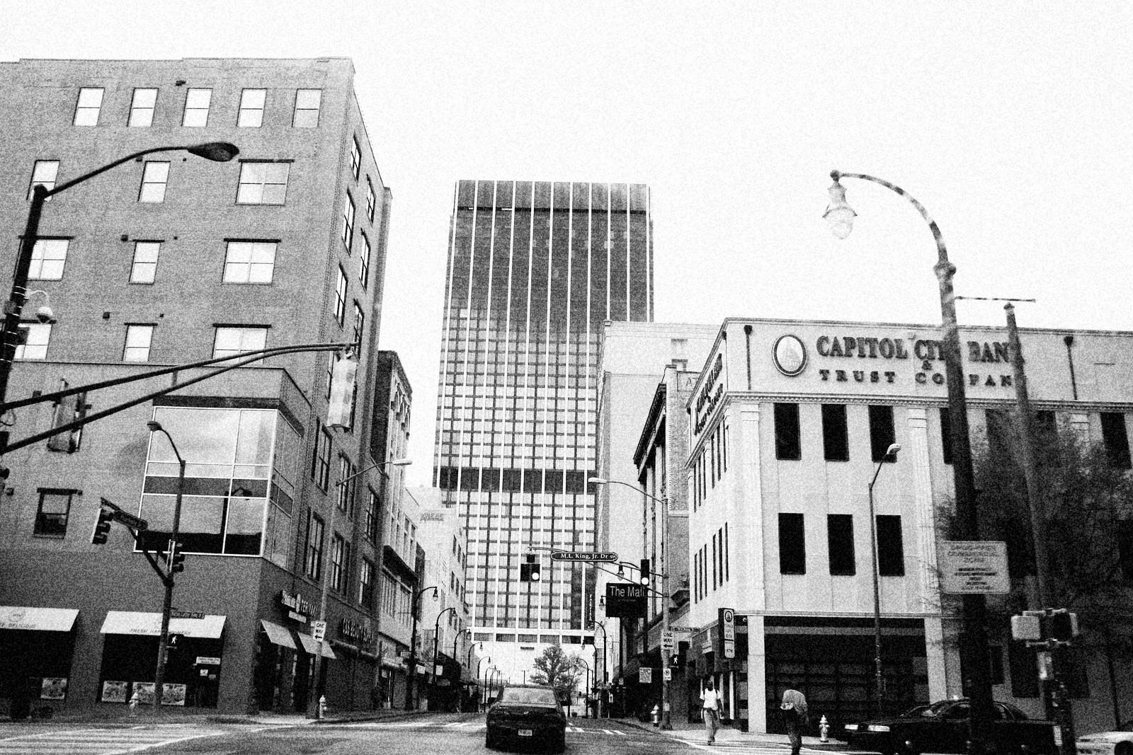 """The Mall"", ""Martin Luther King Jr. Drive, Atlanta"