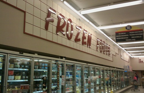 Kroger Batesville Frozen Foods A View Of The Frozen