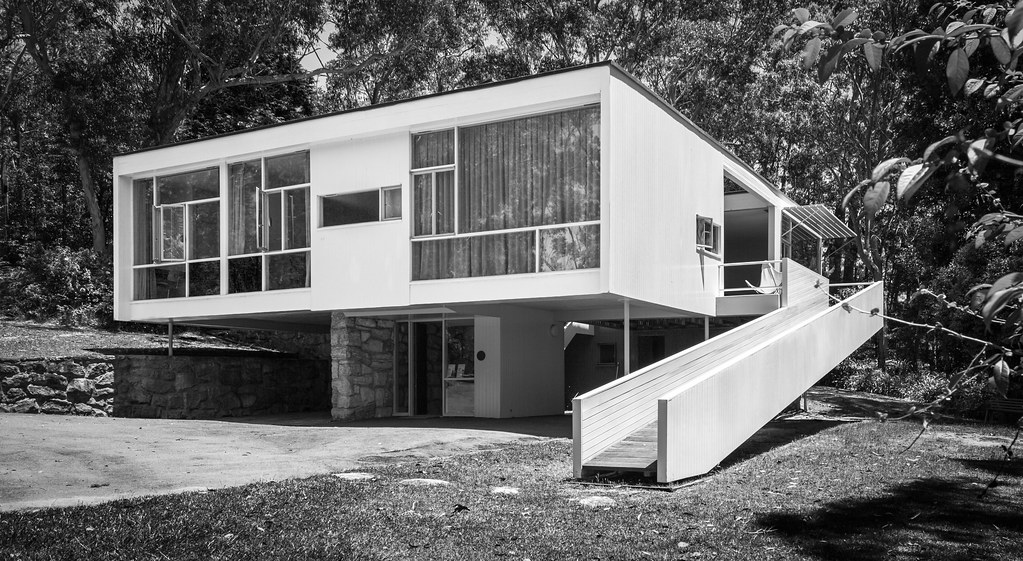 Modernist Architecture The House That Jack Built