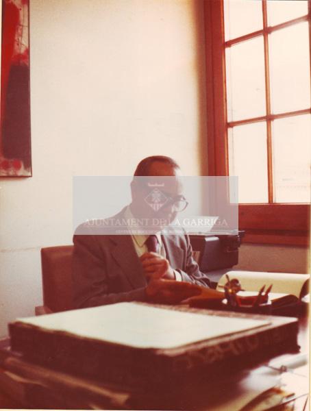 Visita Prof. Leonardo Sciascia 18/11/1982