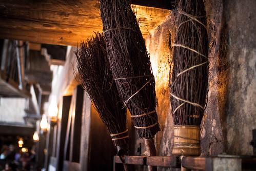 The Three Broomsticks Three Broomsticks Inside The