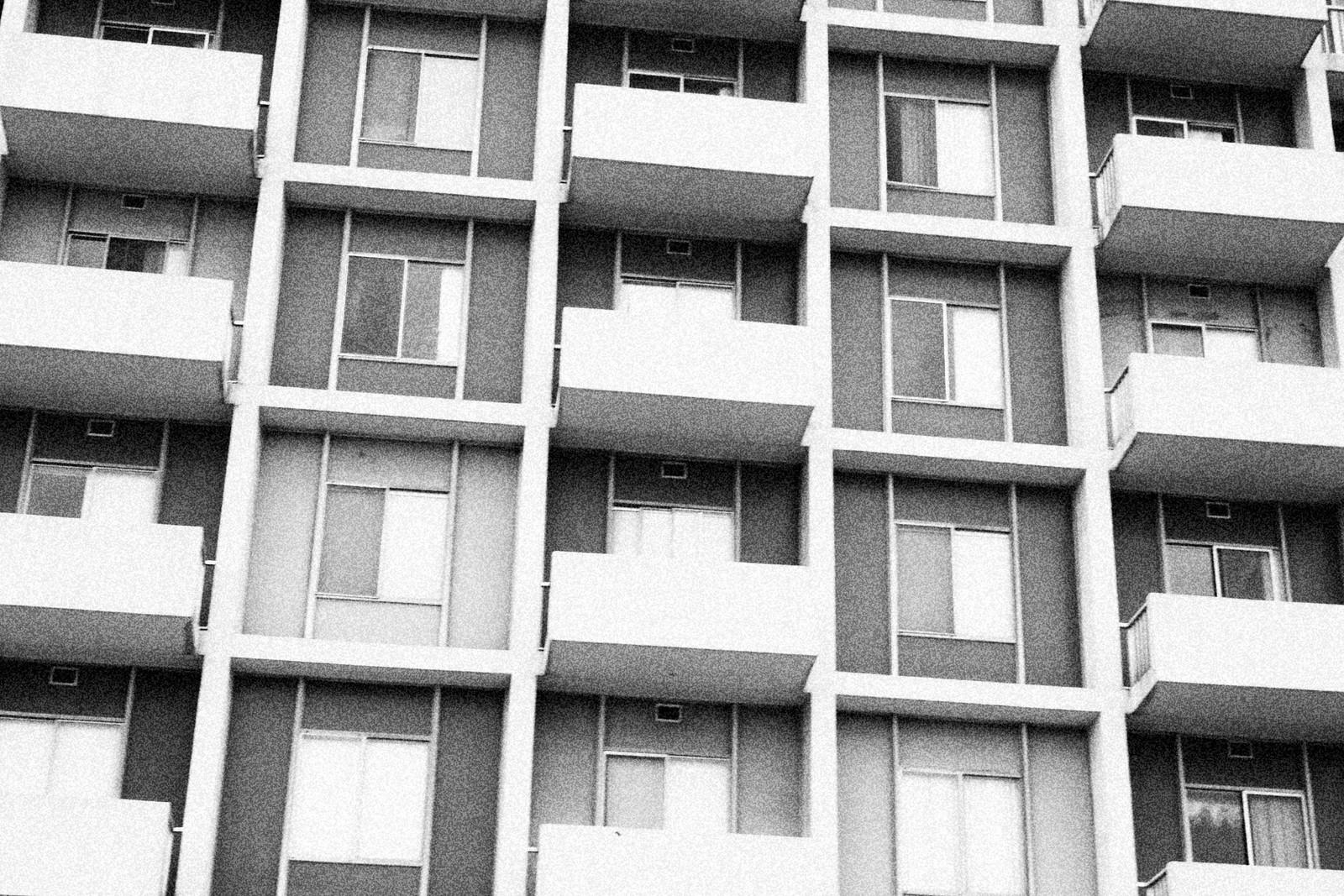 Balconies, Downtown Atlanta