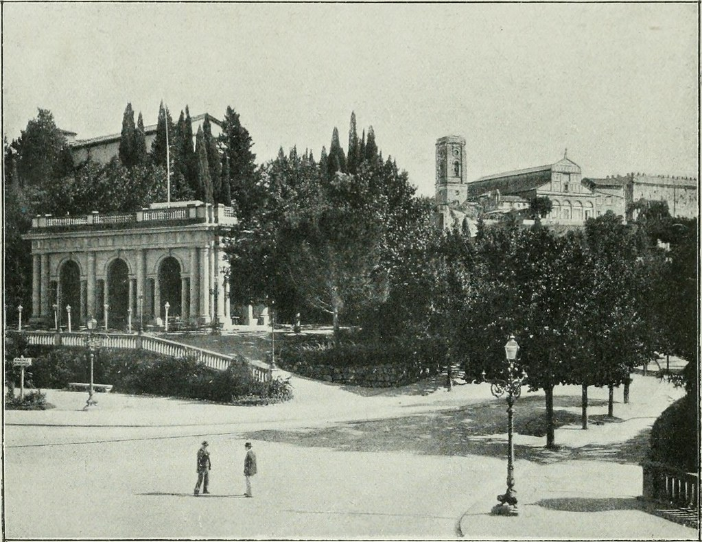 "Image from page 15 of ""Florence"" (1907)"