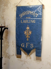 Shropham and Larling Girls Friendly Society
