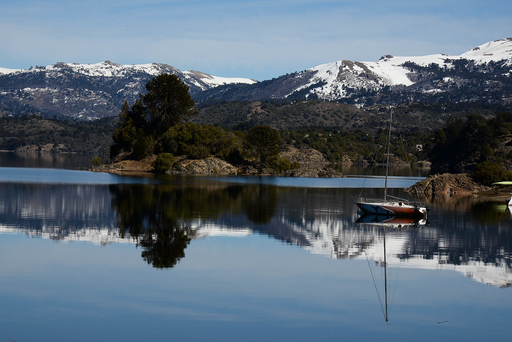 Lago Alumine-Villa Pehuenia