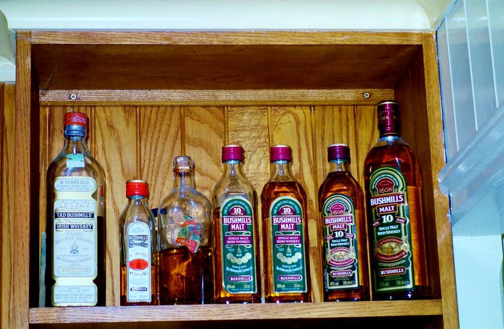 Bushmills whiskey, Ireland