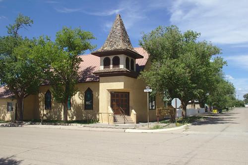 First Baptist Church, Carrizozo, NM