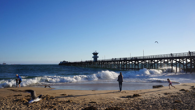 Seal Beach in LA
