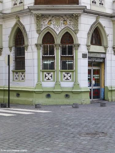Casa de Francisco Valdés Vergara, de Larraín Bravo, 1908 - Santiago, Chile