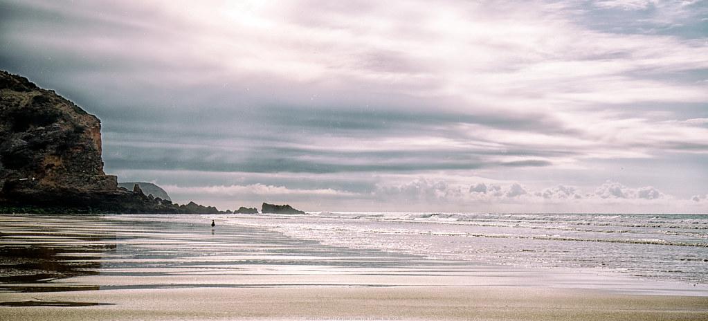 Salema Beach, Algarve Portugal