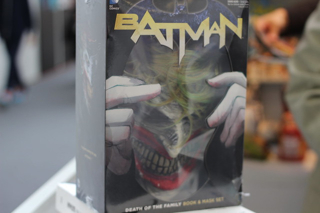 Death of the Family - Batman & Joker - Frankfurt Buchmesse 2014
