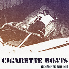 "Album Artwork - Curren$y ""Cigarette Boats"""