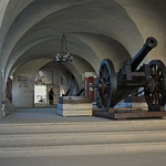 kanón v múzeu