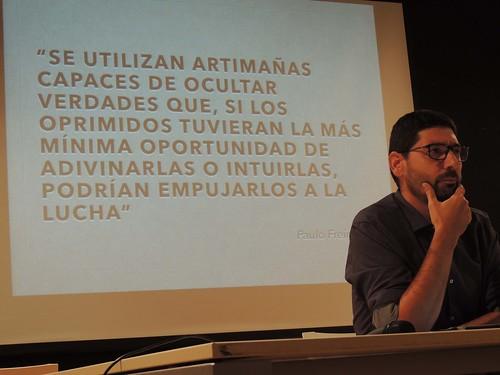 """Conferencia """"El mañana no está escrito"""" (Ignacio Calderón Almendros)"""