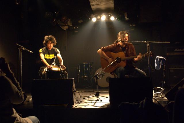 100 FEET live at Yotsuya Outbreak, Tokyo Japan, 26 Apr 2010, 07