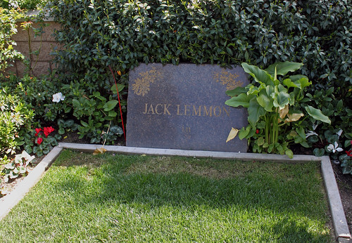 Jack Lemmon's Funny Tombstone | by jpmckenna - Tenquille Lake Up Next
