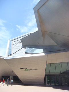 Denver Art Museum | by Nick Sherman