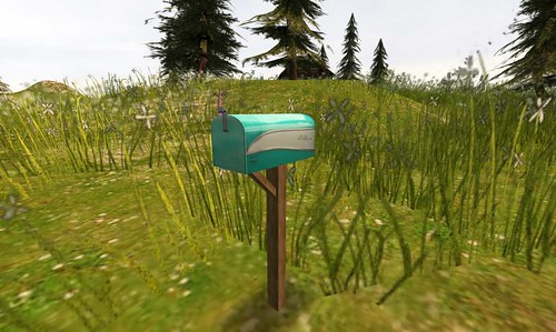 little mailbox bel air | by ▓▒░ TORLEY ░▒▓