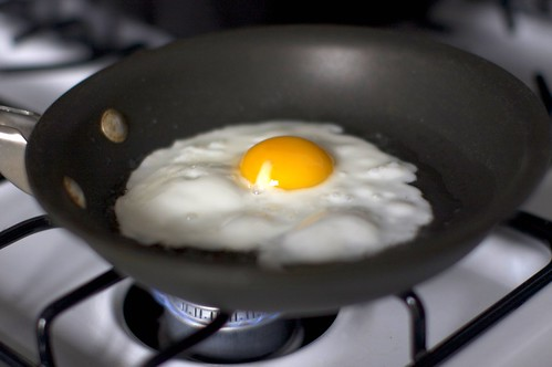 frying an egg | by smitten kitchen
