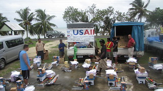 March 8-12: USAID Funded Samaritan's Purse Continues Post Tsunami Assistance | by US Embassy New Zealand