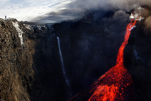 Lava fall | by fredrikholm.se