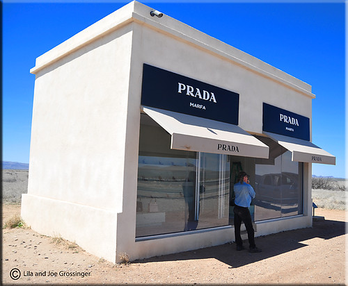Prada in Marfa Texas | by Birdman of El Paso