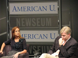 Betsy Fischer & David Gregory | by ausoc