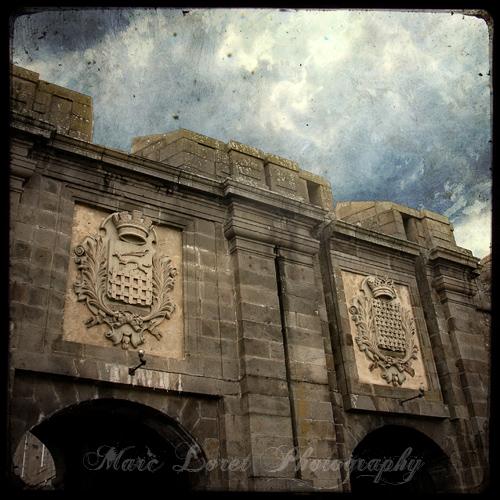 La porte saint vincent saint malo photographie de for Porte de garage saint malo