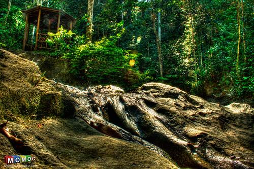 Lenggeng Malaysia  city photos gallery : lenggeng waterfall | Photo from my blog at Malaysia HDR Phot ...