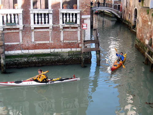 Kayaking Venice | by ECV-OnTheRoad