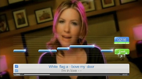 SingStar: Dido, White Flag | by PlayStation.Blog