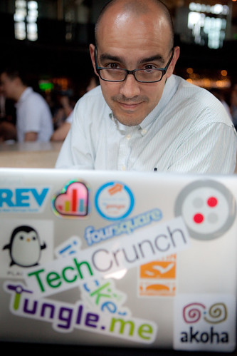 Dave McClure - Geeks On A Plane - China - ASIA Tour | by Kris Krug