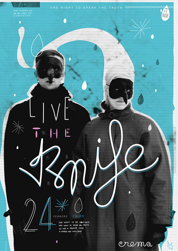 the knife poster | by jovenberakha