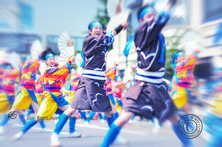 Yosakoi Dance © Glenn Waters. Japan. | by Glenn Waters ぐれんin Japan.