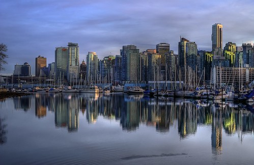 Vancouver Reflections | by Brandon Godfrey