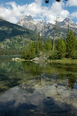 Reflections, Grand Tetons | by Alice Pawley