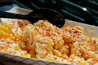 Elotes at US Cellular Field | by mlochner