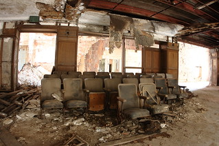 Auditorium.  City Methodist Church. Gary, Indiana. | by slworking2